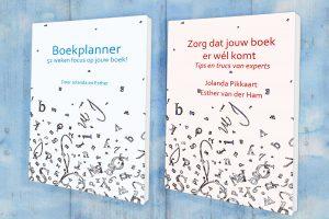 Boekplanner & boek Zorg dat jouw boek er wél komt