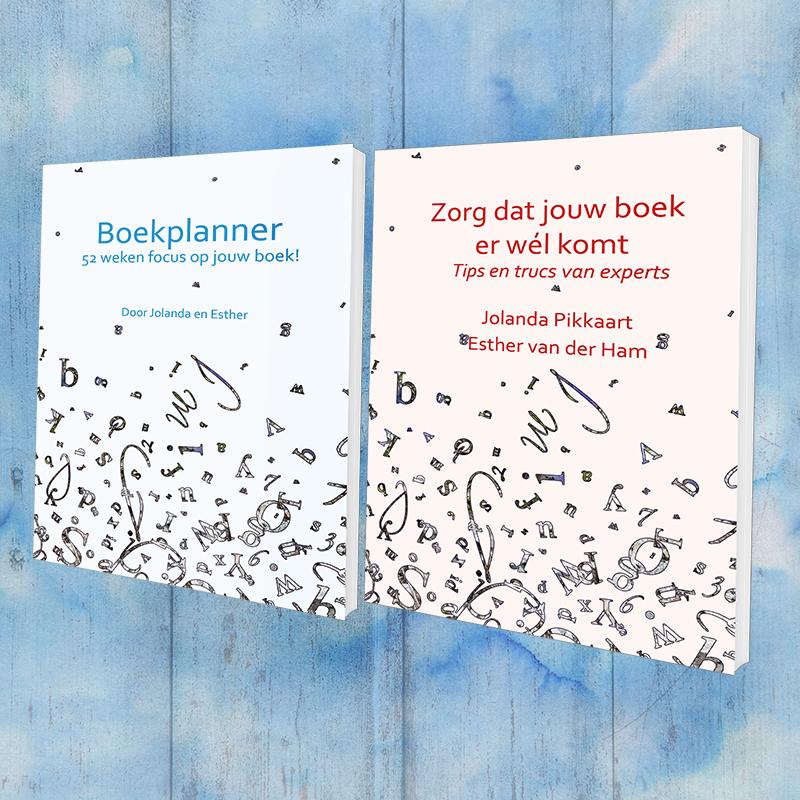 De Boekplanner: 52 weken focus op je boek