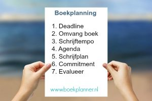 Boekplanning